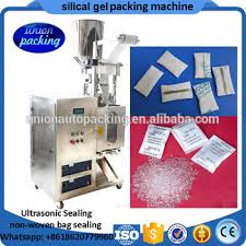 pictures of packing gel automatic silica gel packaging machine desiccant packing machine
