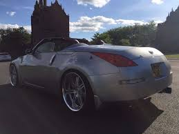 convertible nissan 350z mint nissan 350z convertible 55k 6 speed manual new import long
