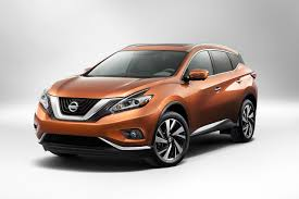 nissan crossover official nissan reveals an all new 2015 murano crossover for new