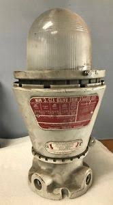 appleton explosion proof lighting fixtures appleton electric company a 51 series vented explosion proof