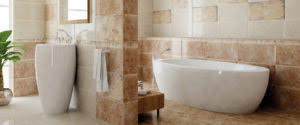 badideen fliesen beige braun beige designs modern wandgestaltung wohnzimmer ideen moderne