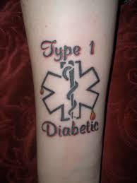 military medical alert tattoo designs