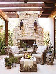 stone pergola fireplace creative outdoor fireplace designs and ideas