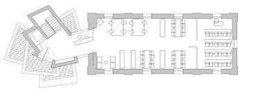 second floor extension plans gallery of aizkibel library extension estudio beldarrain 13