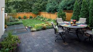 Backyard Patio Designs Front Yard Magnificent Small Backyard Designs Pictures Concept