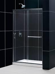 Shower Door 36 Dreamline Infinity Z Frameless Sliding Shower Door 36 By 48