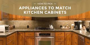 matching kitchen appliances how to pick appliances to match kitchen cabinets cliffside industries