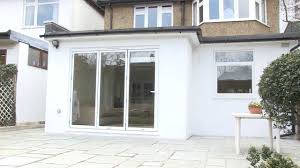 property extension a hendon 1930 full width rear extension youtube