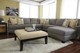 microfiber sectional sofa with recliner and chaise aecagra org