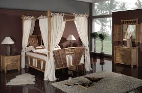 bamboo bedroom furniture for traditional bedroom look home interiors