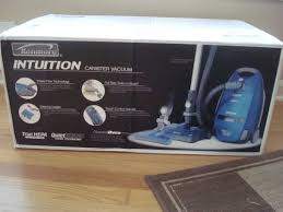 Kenmore Canister Vaccum Kenmore Intuition 28014 Canister Vacuum Review