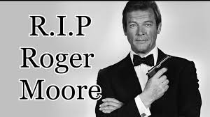Roger Moore by Rest In Peace Sir Roger Moore My Thoughts On An Icon Youtube