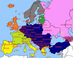 Europe Map Puzzle by Future Of European Union Future Of Europe Part 1 Youtube