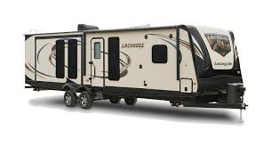 Travel Trailers With King Bed Slide Out Prime Time Lacrosse Travel Trailers General Rv