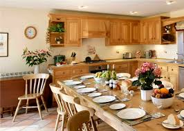 country themed kitchen ideas awe inspiring country decor kitchen ideas of light maple wood base
