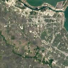 tamucc map flour bluff map united states satellite maps