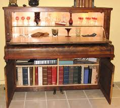 hand made piano bar cabinet by michael meyer fine woodworking