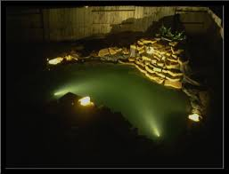 Wondrous Underwater Pond Lights Home Depot Wonderful Design - Pond lights home depot