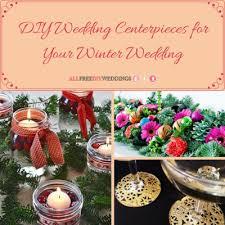 24 diy wedding centerpieces for your winter wedding