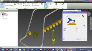 autodesk inventor dynamic simulation tutorial youtube