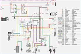 cool honda wave 100 electrical wiring diagram pdf contemporary