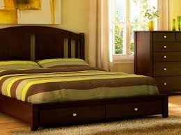 Bed Frames Wooden Wood Bed Frames Singapore House Plans Ideas