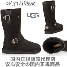 ugg womens grandle boots black gmmstore rakuten global market sold out ugg sheepskin boots