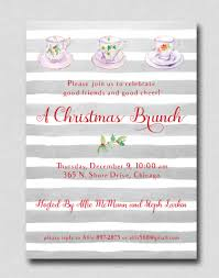 christmas brunch invitations party invitations product tags 2520 lafayette papers