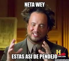 Neta Meme - wey