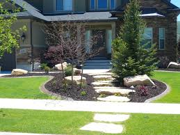 Front Yard Landscaping Without Grass - front yard landscape design ideas the home design front yard