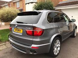 Bmw X5 Grey - bmw x5 2008 08 3 0sd twin turbo m sport space grey 7 seater pano