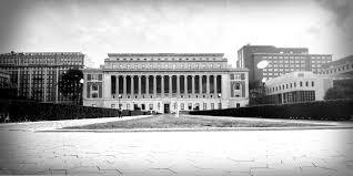 Columbia University Campus Map Isso