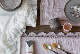 bella blog introducing new table linens placemats napkins and