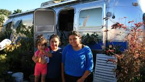 Living On One Dollar Trailer by Silicon Valley Trailer Park Residents Fight To Stay Npr