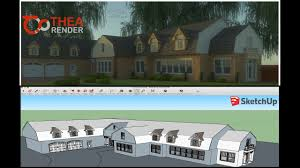 sketchup house tutorial design your dream home youtube