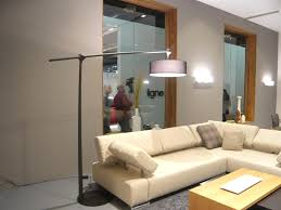 Family Room With Sectional Sofa Floor Lamp For Sectional Couch With Cool Arc Lamps In Family Room