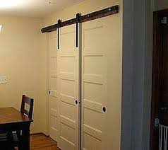 Closet Doors Barn Style Compact Closet Door Styles Decor In Combination Sliding Doors Barn