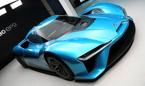 teal car chinese backed electric car startup nio raises 1 billion