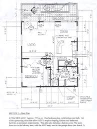 Live In Garage Plans by Arch Housing Accessory Dwelling Unit Design Considerations