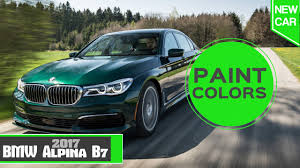 Paint Colors 2017 by 2017 Alpina B7 Paint Colors Youtube