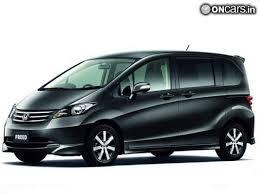 honda 7 seater car honda developing 7 seater mpv for india codenamed 2nh find