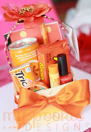 birthday gifts for in best 25 orange gift basket ideas on diy birthday