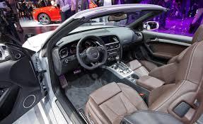 convertible audi 2013 car picker audi cabriolet interior images