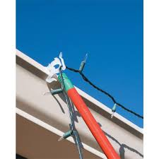 christmas christmas light hangers for stucco metal roof walmart