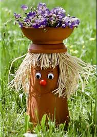 clay flower pot crafts 25 cute designs and painting ideas