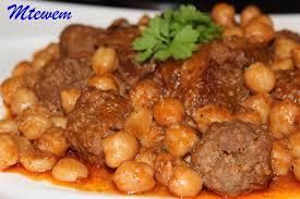 cuisine alg駻ienne traditionnelle mtewem sauce plat algérien les joyaux de sherazade