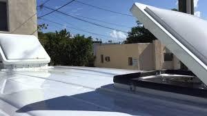 Roof Fan by Dual Fan Tastic Roof Vent Van Rv Tour