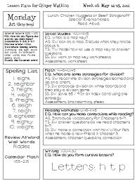 100 lesson plan template first grade guided reading lesson plan