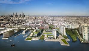 Urban Gardening Philadelphia - master plan for the central delaware philadelphia waterfront