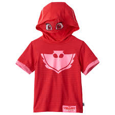 pj mask halloween costumes 4 7 pj masks owlette costume tee